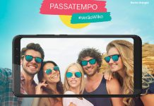 Wiko lança passatempo de selfies com oferta de smartphones