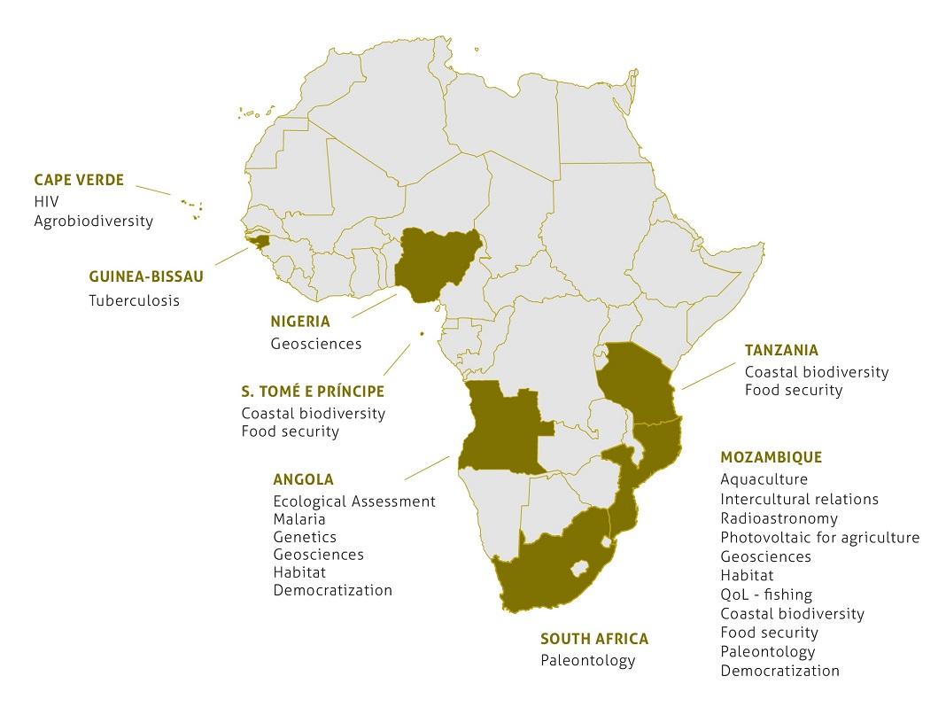 FCT e Aga Khan apoiam 16 projetos para Africa com 4,6M€
