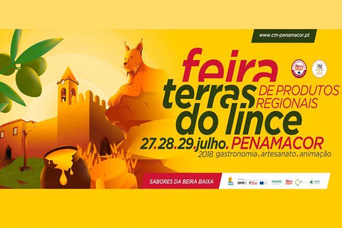 Feira Terras do Lince em Penamacor de 27 a 29 de julho