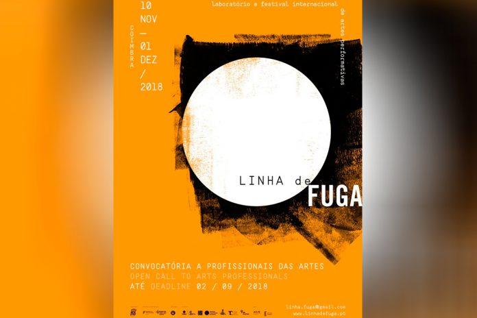 'Linha de Fuga', o Laboratório Internacional de Criação Artística em Coimbra