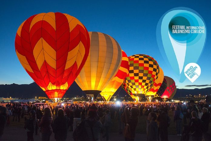 Balões de todo o mundo regressam a Coruche