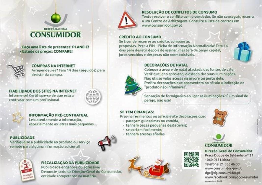Os 9 conselhos da Direção-Geral do Consumidor para compras de Natal