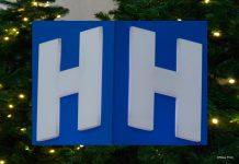 Pai Natal visita doentes nos Hospitais de Leiria e Pombal com Les Amis du Plateau