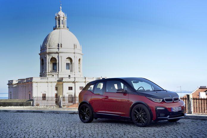 Um vislumbre do futuro com o BMW i