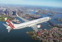 Virgin Australia vai ter dez novos Boeing 737 MAX 10
