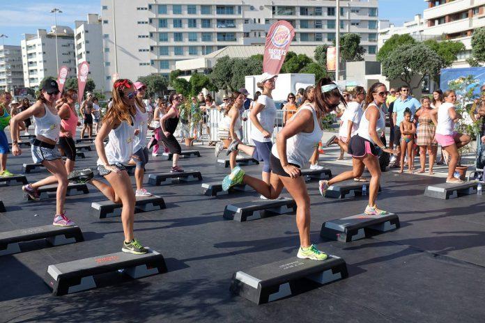 Marginal de Matosinhos é 'Mar de desporto' no fim-de-semana