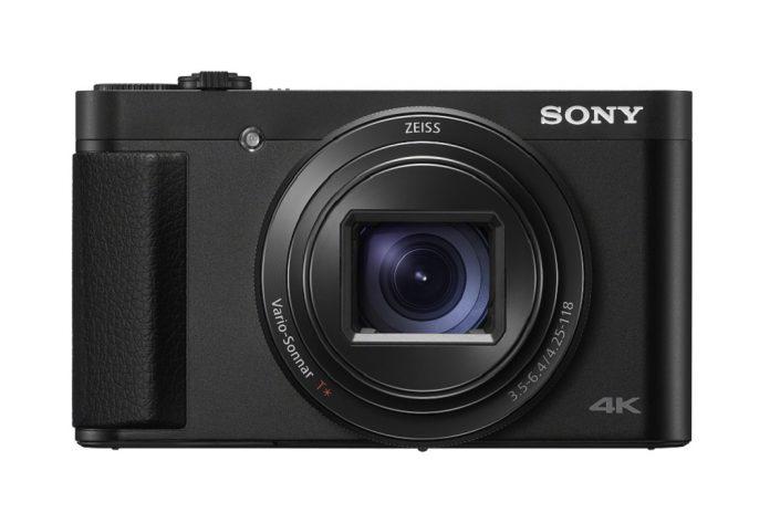 Sony lança câmaras HX99 e HX95 compactas e de elevado zoom