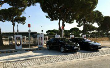 Tesla tem uma nova estação de Superchargers em Alcácer do Sal