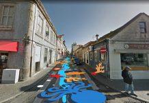 'Mar' chega à Rua Conde São Salvador, em Matosinhos