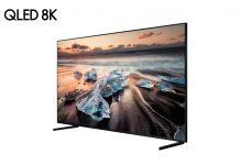 Samsung revela na IFA 2018 televisores QLED 8K