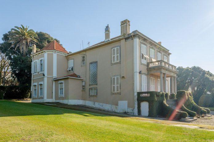 Palacete Montevideu, na Foz do Porto, vai ser reabilitado