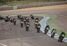 Estoril fecha temporada do Nacional Velocidade 2018