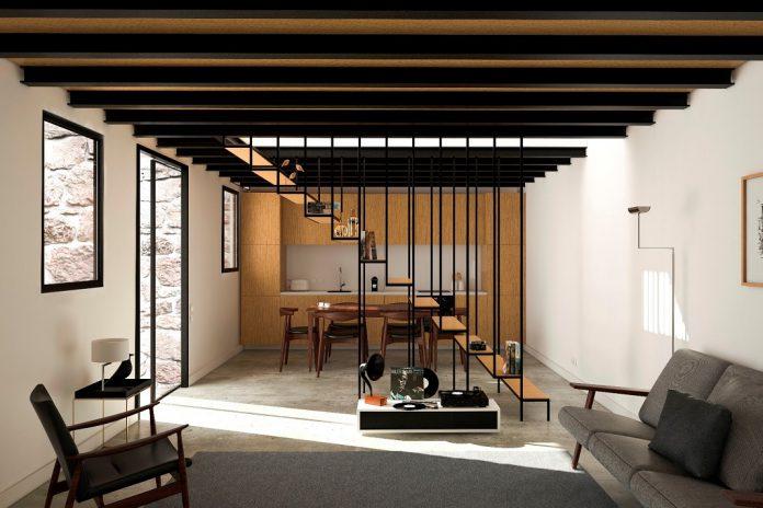 No Porto, reabilitação de edifício do século XIX aumenta habitação de qualidade