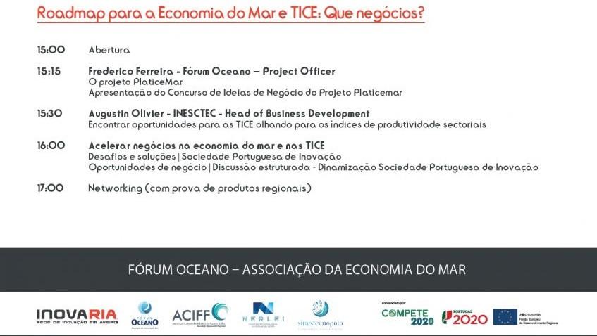 Roadmap para a Economia do Mar e TICE: Que negócios?