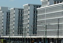 Edificios do Ministério da Educação, Av. 24 de Julho
