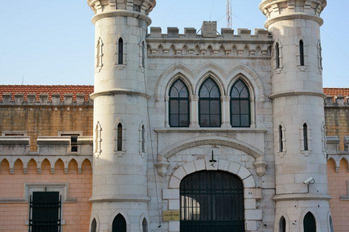 Edifício da Penitenciária de Lisboa