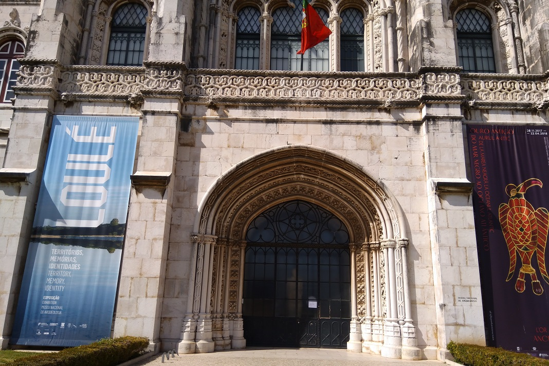 Greve nos Museus dificultou a vida aos turistas. Museu Nacional de Arqueologia.