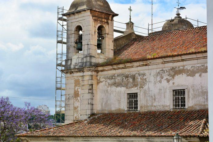 Igreja de São Cristóvão, na Mouraria, inicia obras de conservação