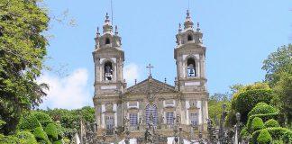 Presidente da República visita Santuário do Bom Jesus do Monte, em Braga