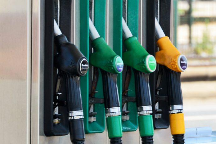 Postos de combustíveis da rede de emergência