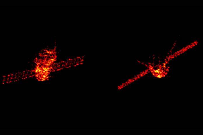 Estação espacial chinesa Tiangong-1 a caminho da Terra