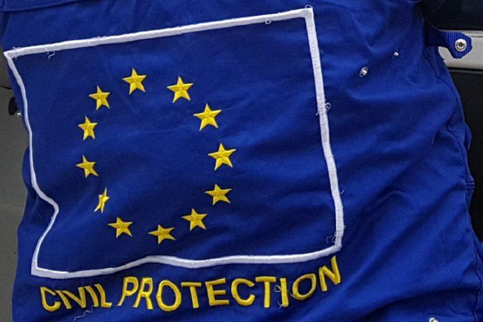 Proteção Civil da UE com sistema de comunicações por satélite