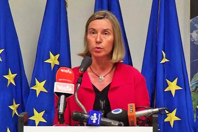 União Europeia lamenta saída dos EUA do acordo Nuclear com Irão