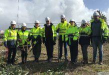 Limpeza Florestal leva Ministro da Cultura à Citânia de Santa Luzia