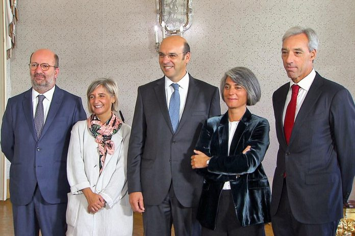 Novos ministros