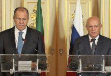 Acordo sobre consultas políticas entre Portugal e a Rússia