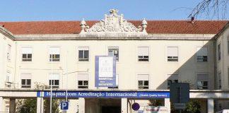 Hospital Dona Estefânia, onde o pediatra Nuno Tornelli Cordeiro Ferreira desenvolveu a carreira e foi diretor
