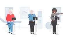 Osteoartrose com telerreabilitação em Leiria