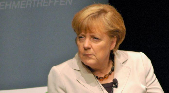 Angela Merkel faz visita oficial a Portugal
