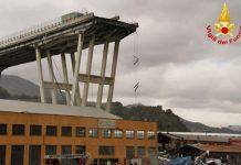 Queda da Ponte Morandi: Número de vítimas continua a aumentar