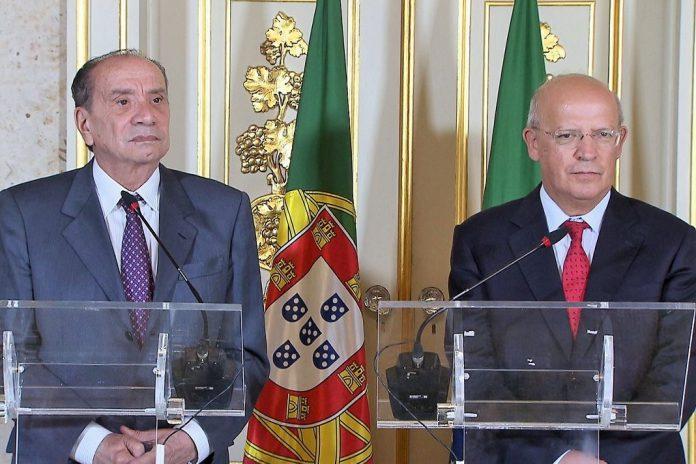 Ministro das Relações Exteriores do Brasil, Aloysio Nunes Ferreira e Ministro dos Negócios Estrangeiros, Augusto Santos Silva.