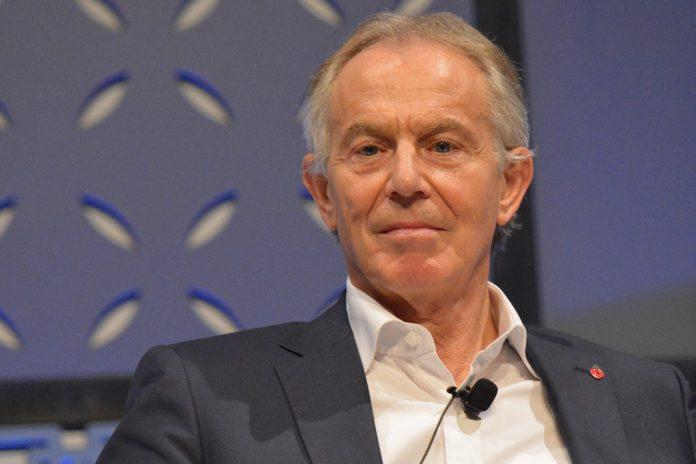 Tony Blair: cem por cento contra o Brexit