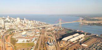 Ponte Maputo-Katembe é a maior de África