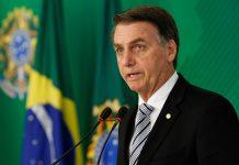 Jair Bolsonaro elege, no discurso de posse como Presidente do Brasil, o combate à criminalidade