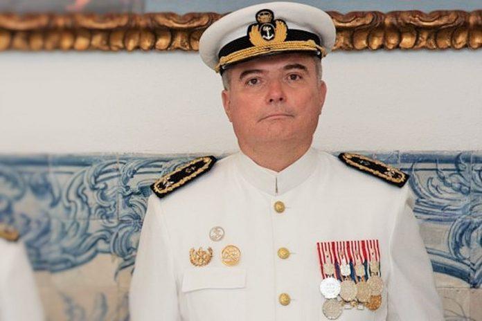 Contra-almirante Carlos Ventura Soares é o novo Diretor-Geral do Instituto Hidrográfico