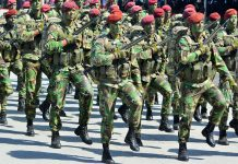 Militares vão ter mais incentivos e alargamento do contrato especial