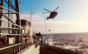 ASAREX18, exercício internacional de Busca e Salvamento decorre nos Açores