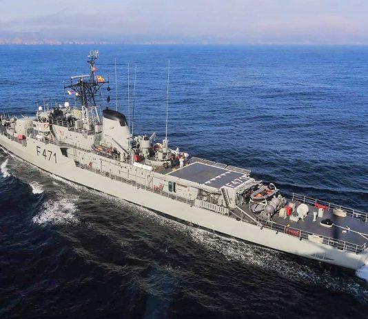 Marinha reforça meios navais na Madeira devido a previsão de mau tempo