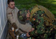 Marinha possui primeiro centro militar certificado de emergência em combate