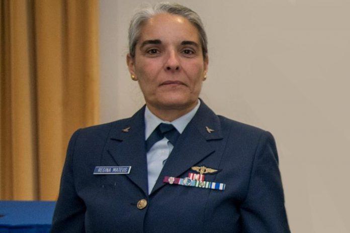 Regina Mateus é a primeira mulher a subir ao posto de General