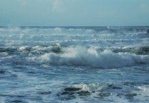 Previsão de mar agitado e ondulação forte nos próximos dias