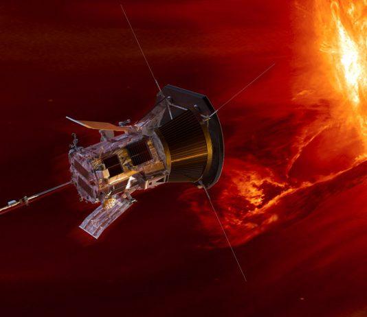 Sonda Solar Parker da NASA preparada para explorar o Sol