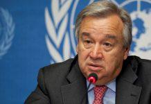 António Guterres distinguido com Honoris Causa pela Universidade de Lisboa