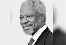 Morreu Kofi Annan, antigo Secretário-Geral da Nações Unidas