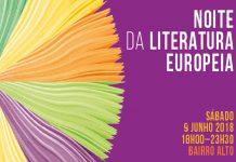 Noite da Literatura Europeia no Bairro Alto em Lisboa