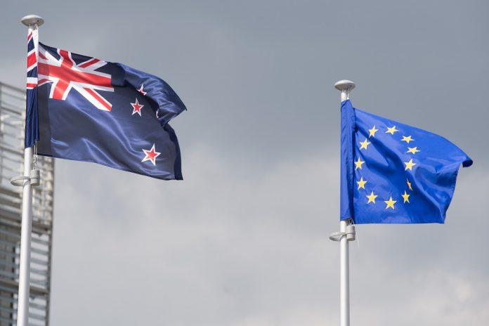 União Europeia e Nova Zelândia iniciam negociações comerciais